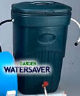 Open Top Rain Barrel