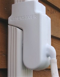 Garden Watersaver Diverter Close Up
