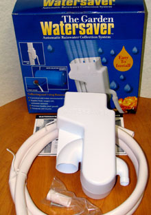 Diverter Kit Contents: Garden Watersaver
