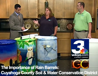 Importance of Rain Barrels - Cuyahoga Water and Soil Conservation District