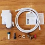 "Garden Watersaver Complete Rain Barrel Kit for 2x3"" Downspouts"