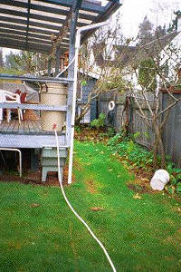 Move Water with Garden Watersaver